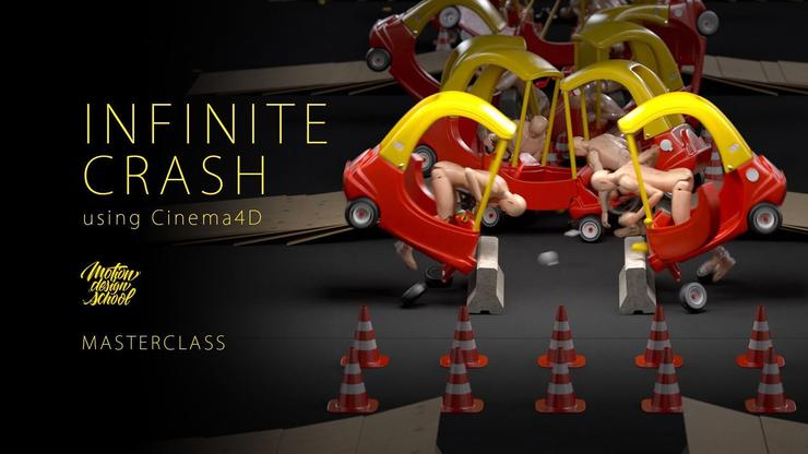 Dynamics Animation in Cinema 4D