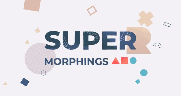 Super Morphings
