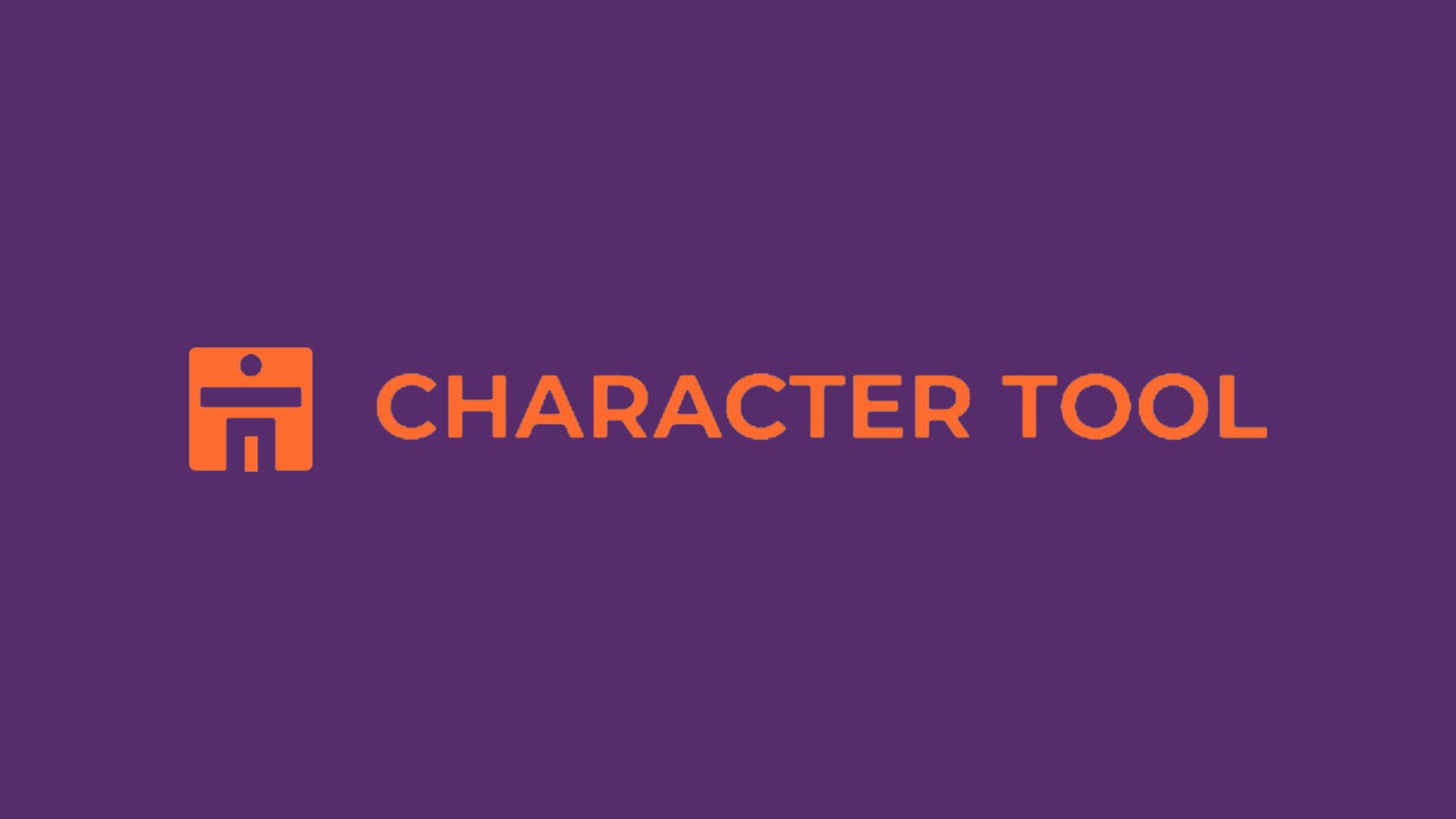 Character Tool