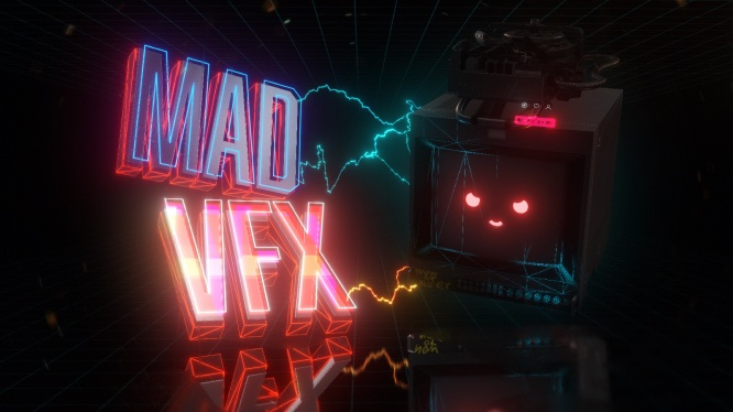 MAD VFX in After Effects