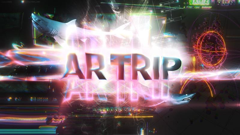 AR Trip Cinema 4D