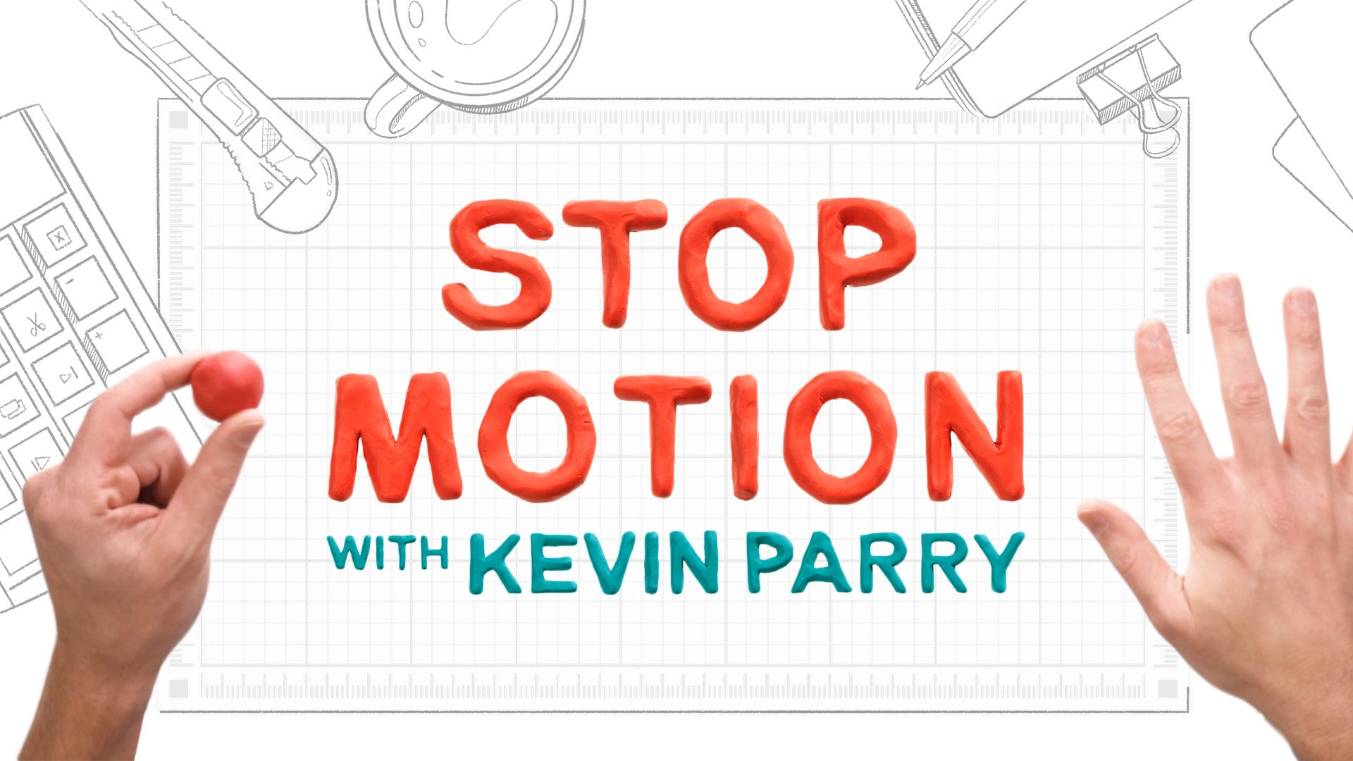 Stop Motion with Kevin Parry