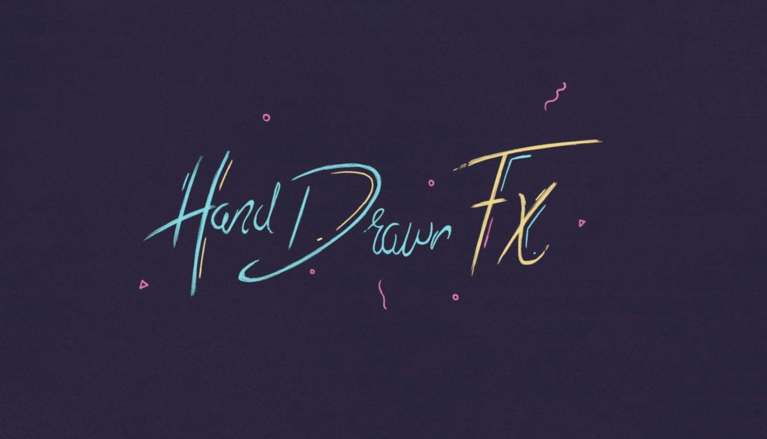Frame by Frame Handdrawn FX